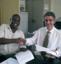 Omukwano coffee agreement